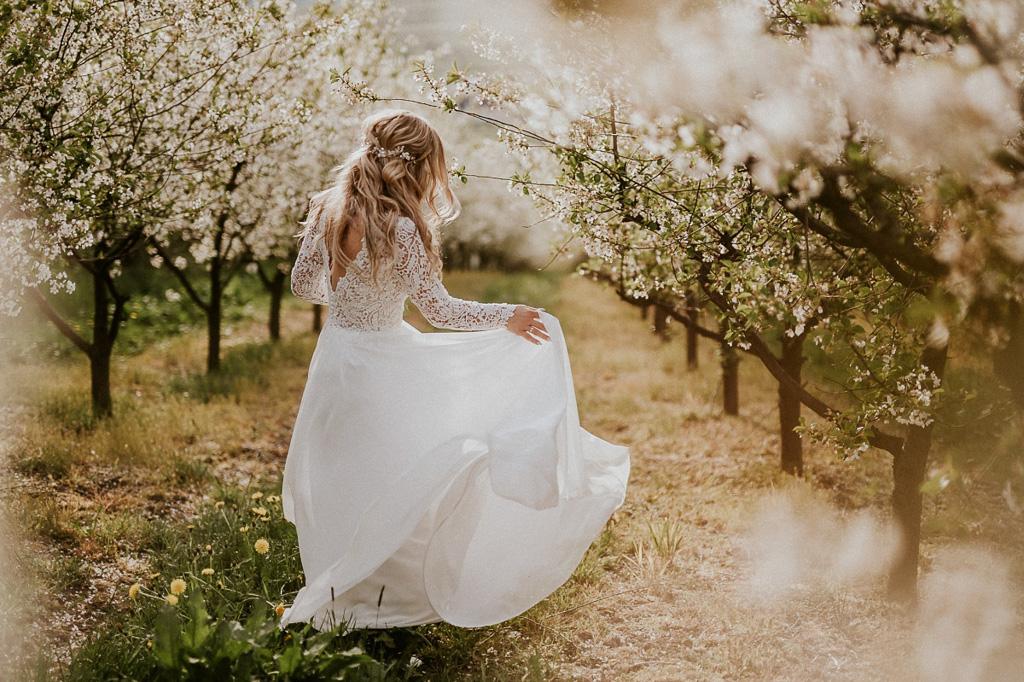 wiosenna sesja w sadzie