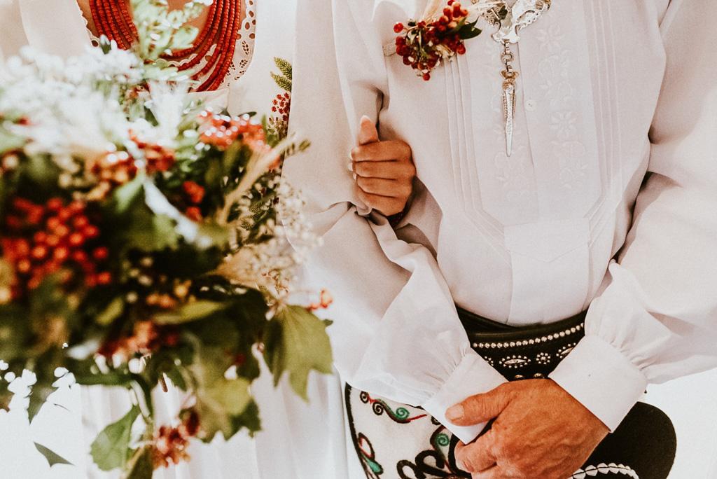 góralskie wesele na podhalu